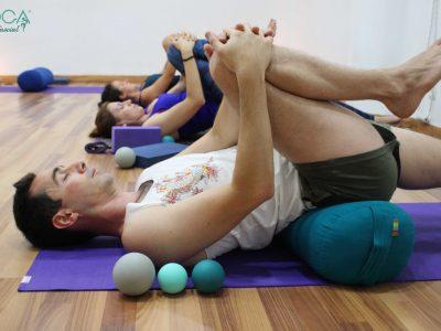 Yoga Miofascial con pelotas 7 hrs