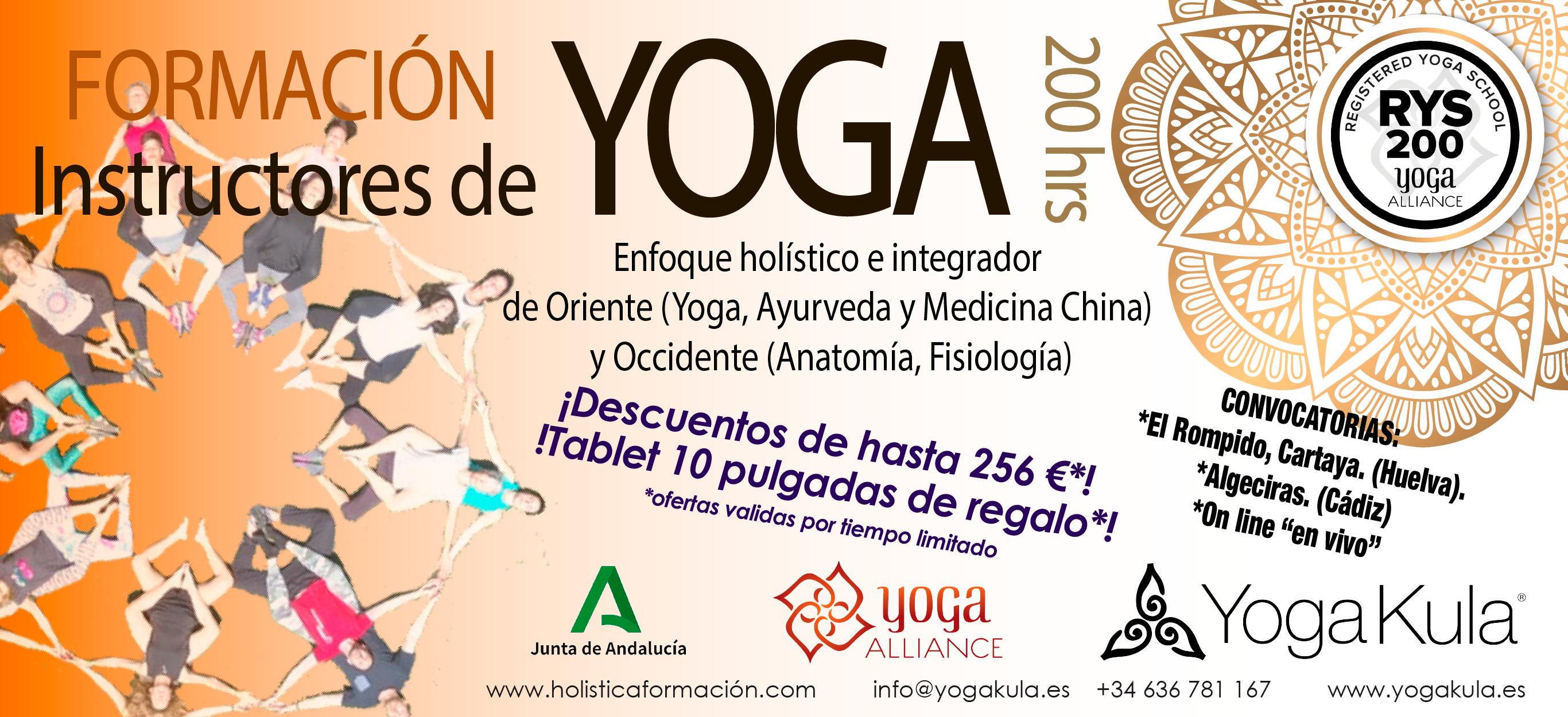 Formación Yoga Kula 200 hrs 20-21