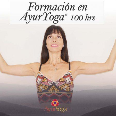 Formación en AyurYoga® 100 hrs