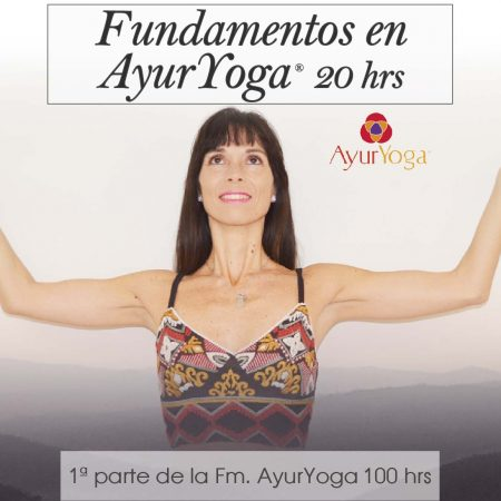 Fundamentos AyurYoga® 20 hrs