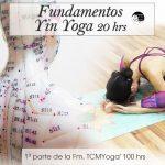 Fundamentos Yin Yoga de TCMYoga® 20 hrs