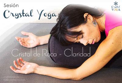 sesión crystal yoga final