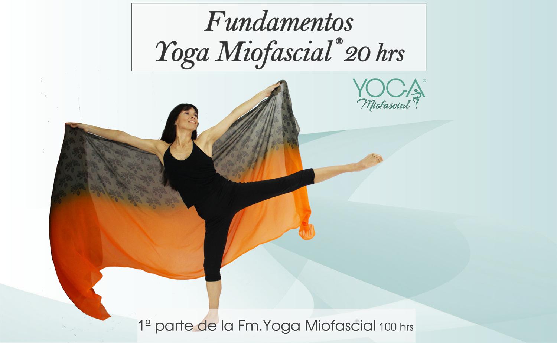 cartel Yoga Miofascial para HF 1