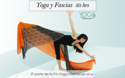 Yoga y Fascias 50 hrs