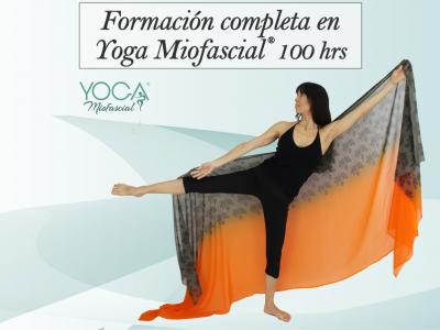 Formación Yoga Miofascial® 100 hrs