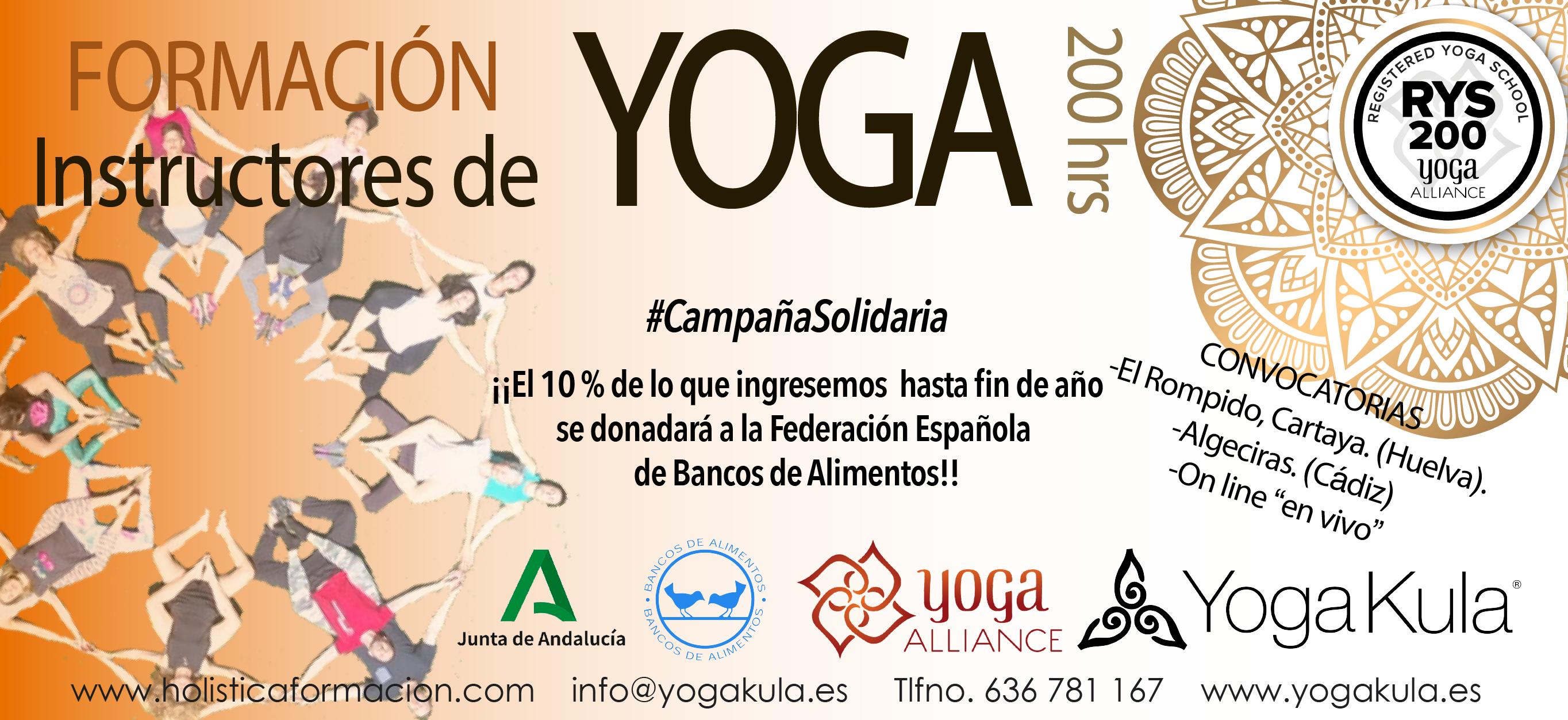 formación Yoga 2020-2021 #