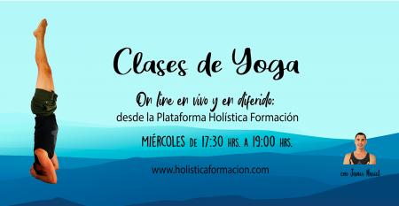 yoga javier muriel holistica formacion febrero
