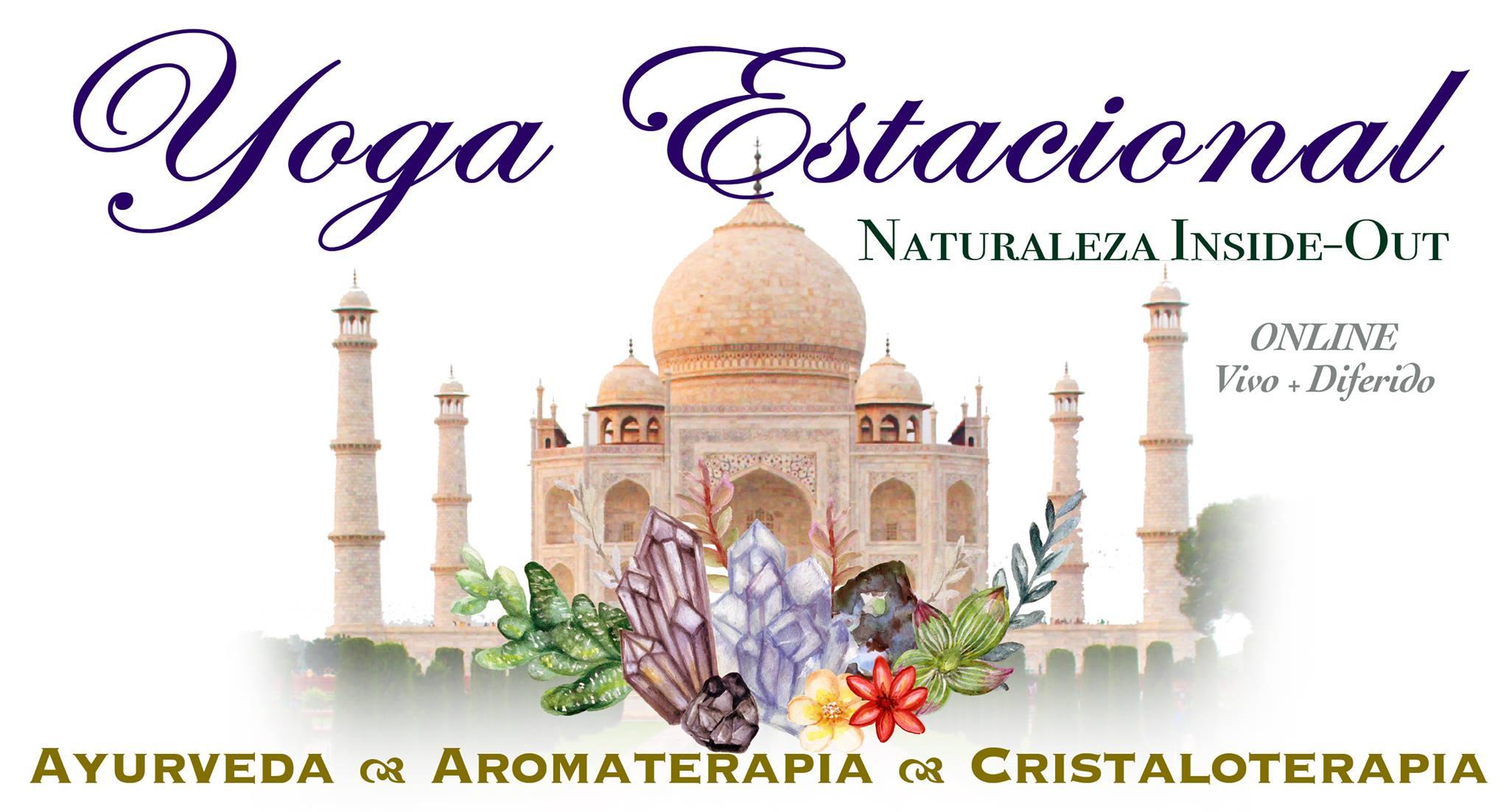 Yoga Estacional. Naturaleza inside out