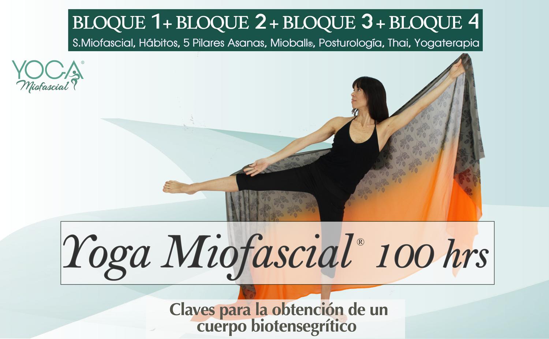 cartel Yoga Miofascial para HF