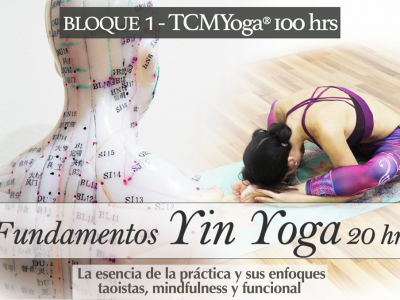 Fundamentos Yin Yoga 20 hrs (Bloque 1 – Fm. TCMYoga®)