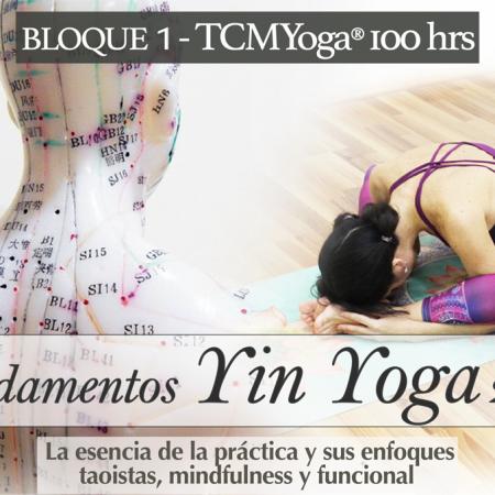 1. Fundamentos Yin Yoga de TCMYoga® 20 hrs