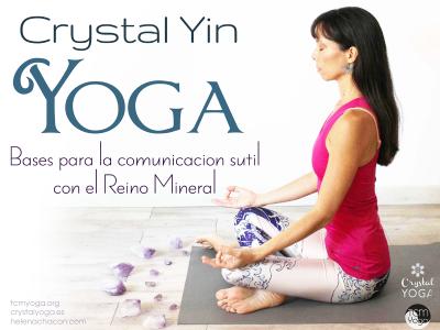 "Sesión GRATIS ""Crystal Yin Yoga"""