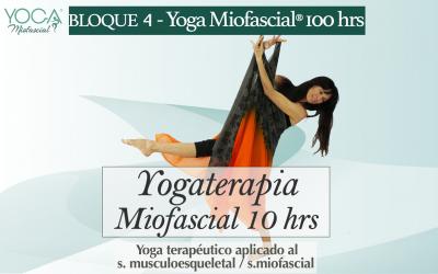 Yogaterapia Miofascial 10 hrs (Bloque 4- Fm.Yoga Miofascial®)