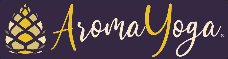 logo aromayoga final