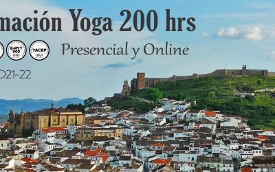 FORMACIÓN Instructores de YOGA 200 hrs 2021-22