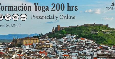 Formación Yoga 200 hrs 21-22