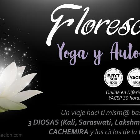 Florescencia. Yoga y Autocuidado