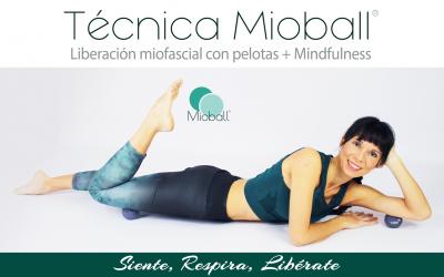 Técnica Mioball® 15 hrs