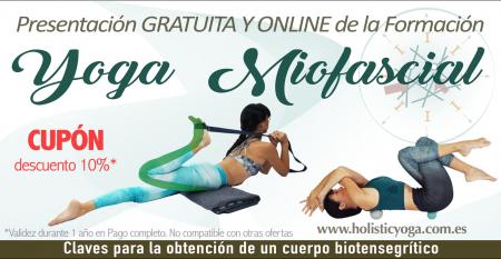 Sesión gratis presentación Yoga Miofascial